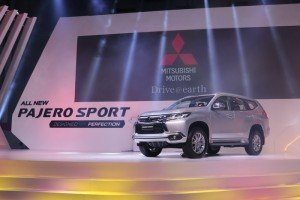 Mitsubishi All New Pajero แรงจริงเพียง 9 วัน กวาดยอดจองแล้วกว่า 2,200 คัน