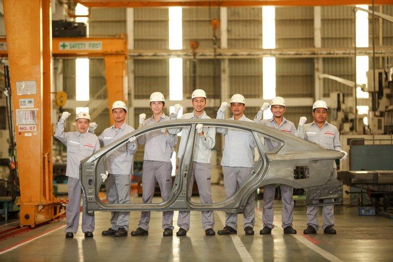Nissan และกลุ่มบริษัทในเครือคว้ารางวัลโรงงานยอดเยี่ยม GOOD FACTORY AWARD