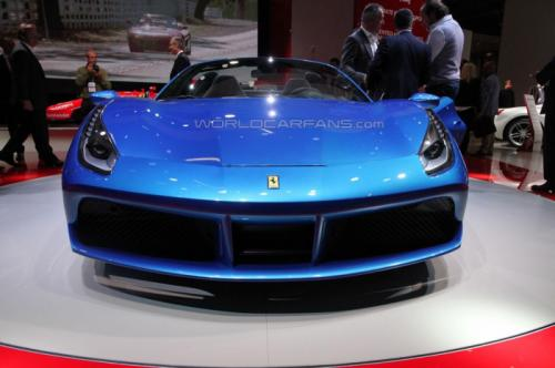 Ferrari 488 Spider at 2015 IAA 25_900
