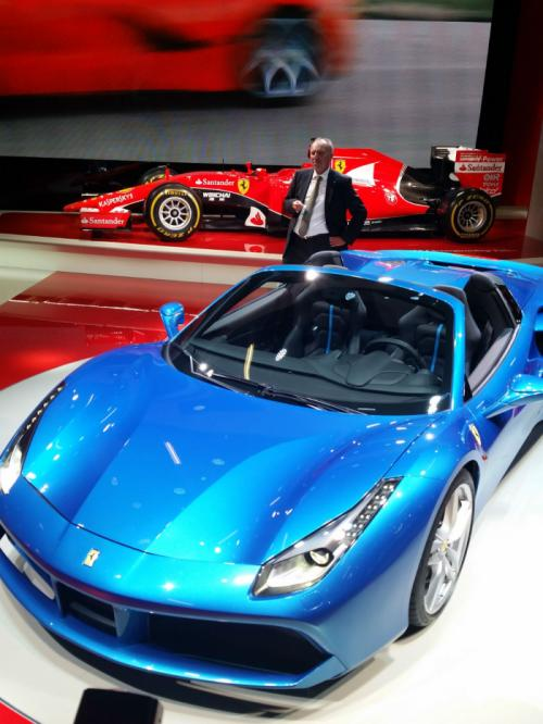 Ferrari 488 Spider at 2015 IAA 34_900