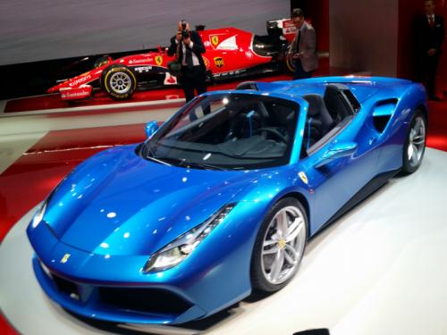 Ferrari 488 Spider at 2015 IAA 35_900