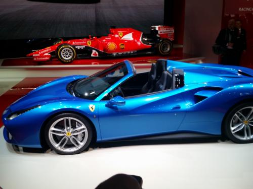 Ferrari 488 Spider at 2015 IAA 36_900