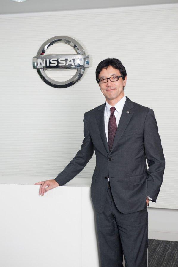 Mr.Kazutaka Nambu President of NMT_900