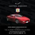 """งาน """"The Classic Ferrari Collection"""" ณ บริเวณชั้น G ศูนย์การค้าเซ็นทรัล เอ็มบาสซี"""