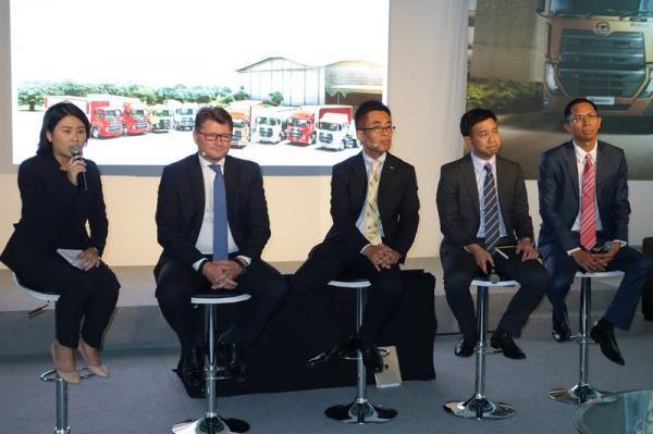 Volvo เปิดตัว รถบรรทุก 15 รุ่นรวด เพื่อรองรับการฟื้นตัวของตลาด