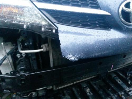 สภาพรถ Toyota RAV4