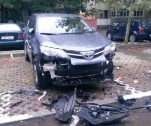 เจ้าตูบสุดโหดขย้ำรถยนต์ Toyota RAV4 เละไม่มีชิ้นดี