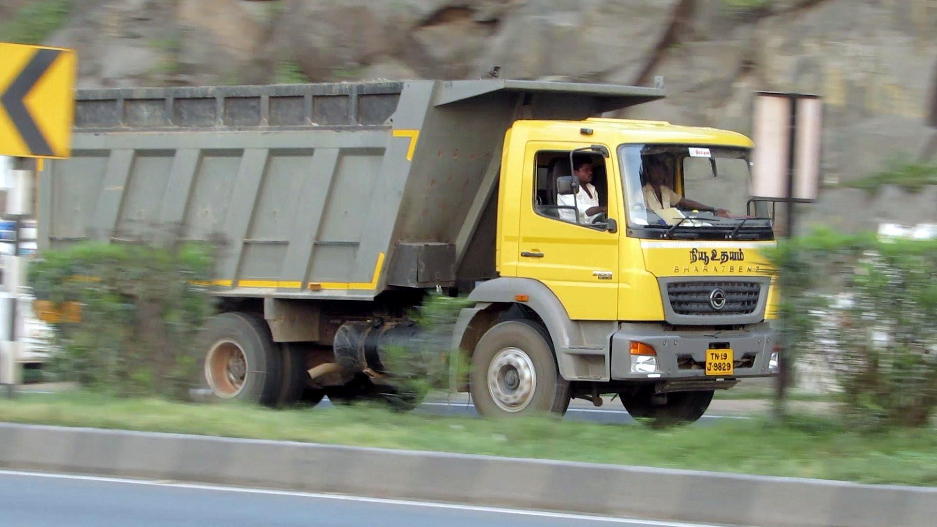 รีวิว รถบรรทุก BharatBenz 2523_002-min