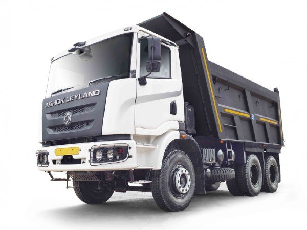 รถบรรทุก Ashok Leyland Captain Tipper