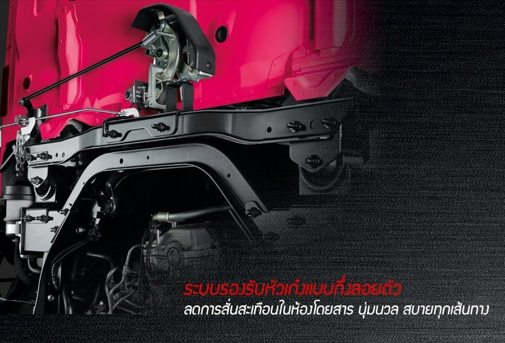 รถบรรทุก HINO รุ่น FG8JF1D-03