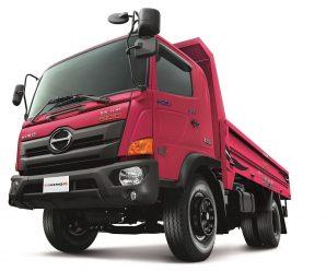 รีวิวรถบรรทุก HINO รุ่น FG8JF1D