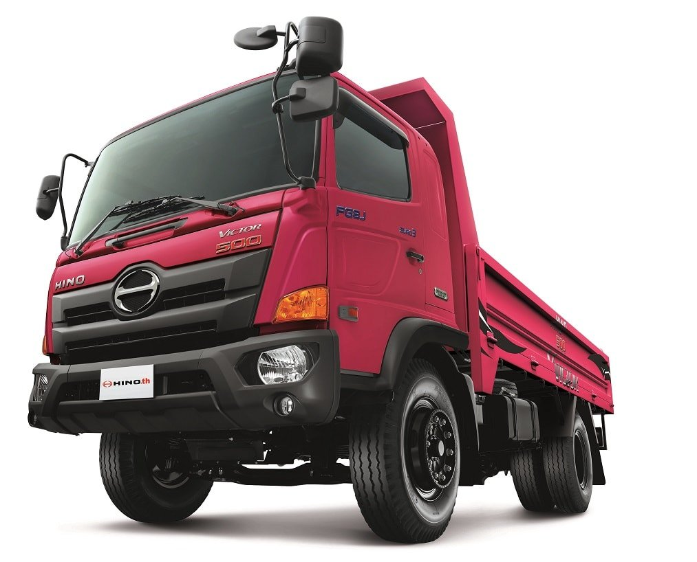 รถบรรทุก HINO รุ่น FG8JF1D