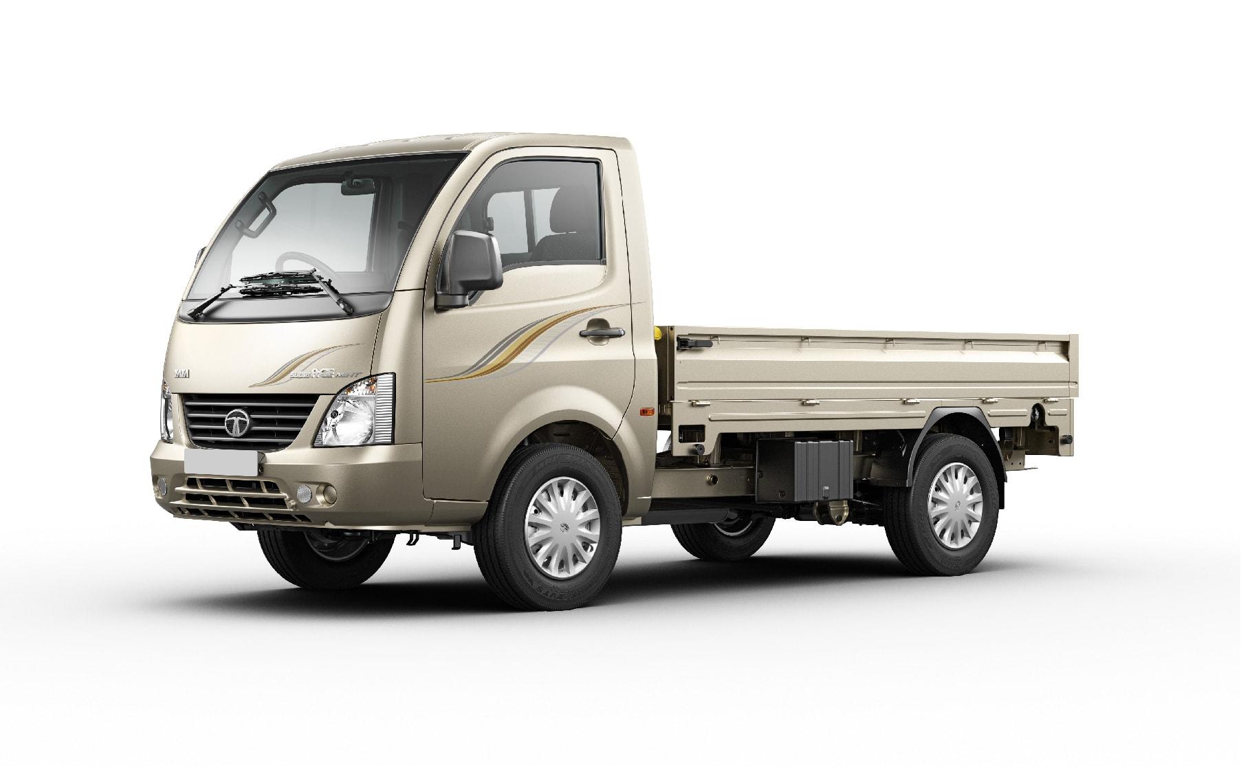 รีวิวรถบรรทุกขนาดเล็ก TATA ซูเปอร์ เอซ มินต์-04