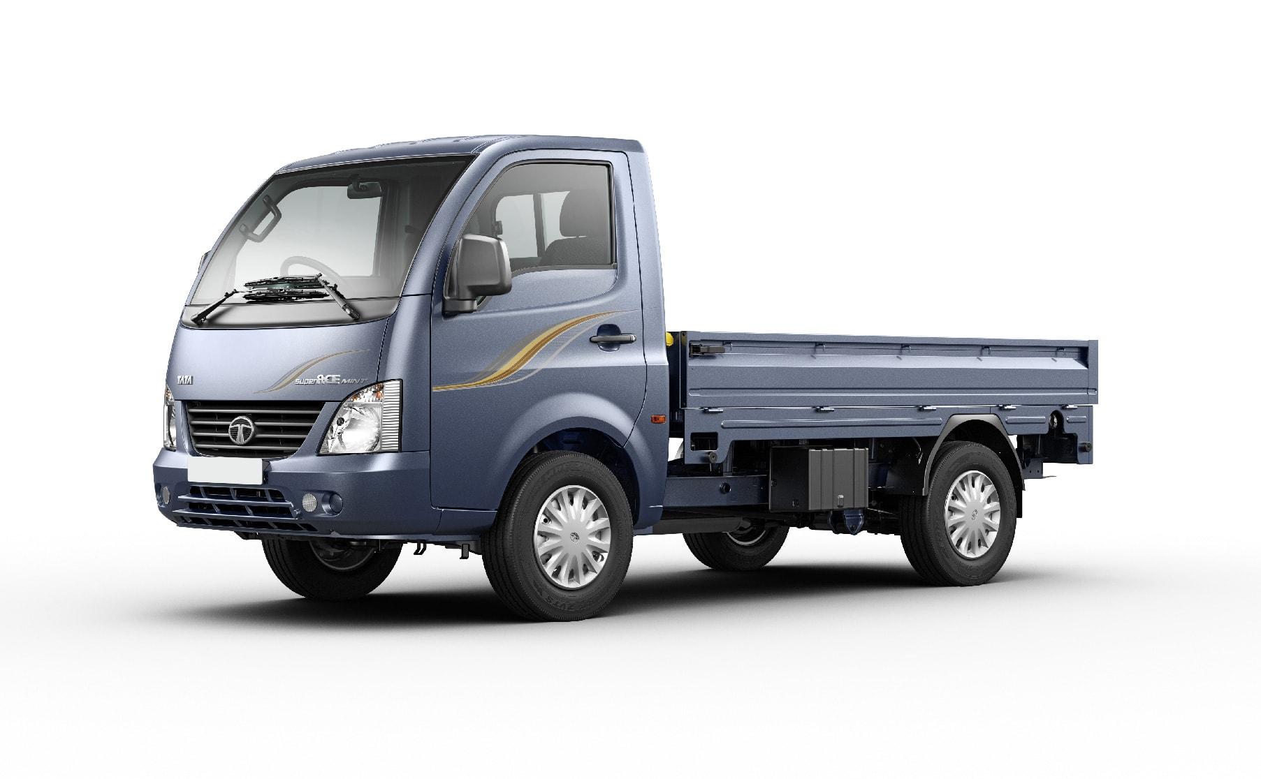 รีวิวรถบรรทุกขนาดเล็ก TATA ซูเปอร์ เอซ มินต์-06