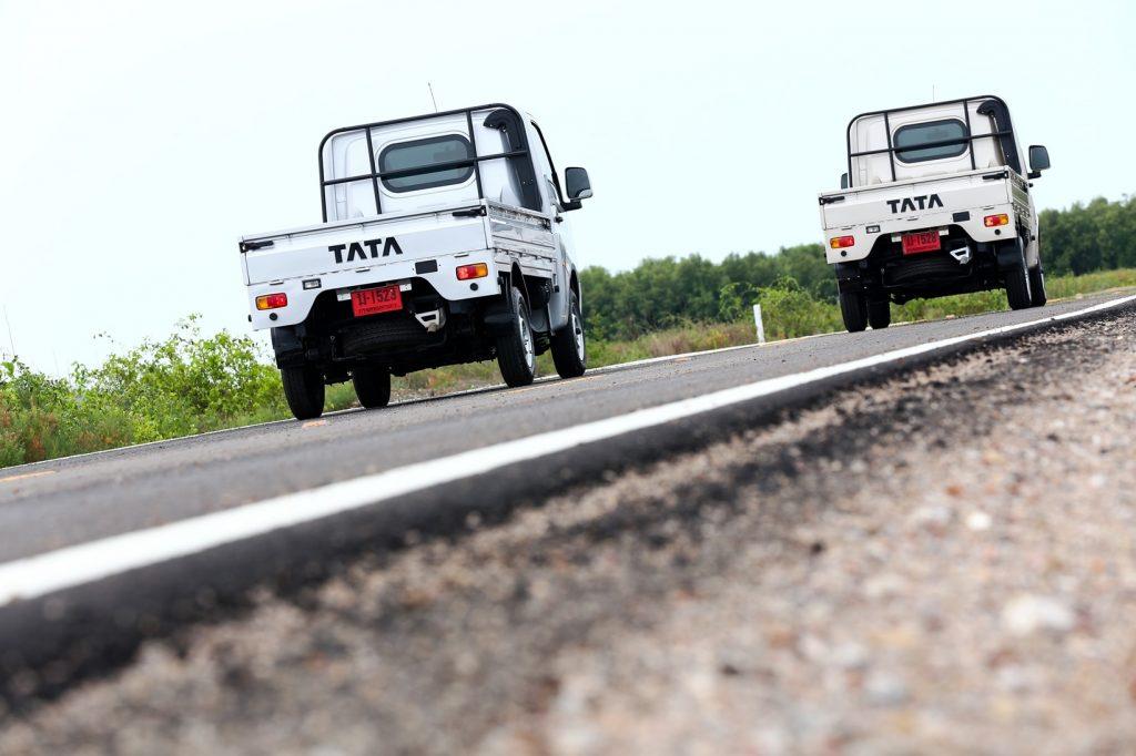 TATA จัดทดสอบรถบรรทุกเล็ก ทาทา ซูเปอร์เอซ มินท์-03