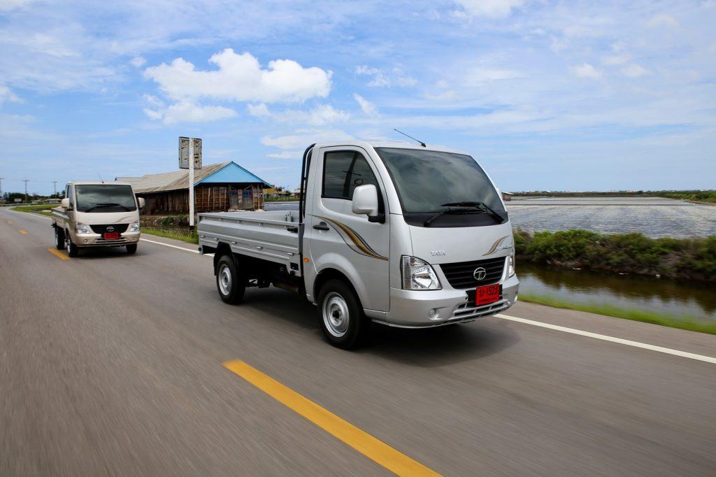 TATA จัดทดสอบรถบรรทุกเล็ก ทาทา ซูเปอร์เอซ มินท์-04