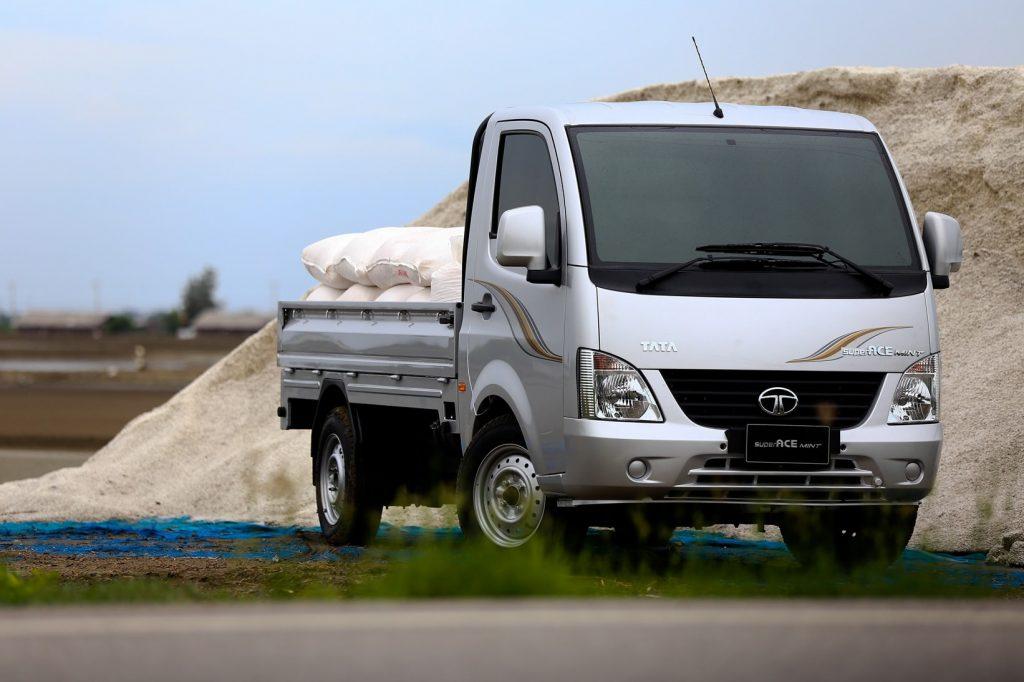 TATA จัดทดสอบรถบรรทุกเล็ก ทาทา ซูเปอร์เอซ มินท์-06