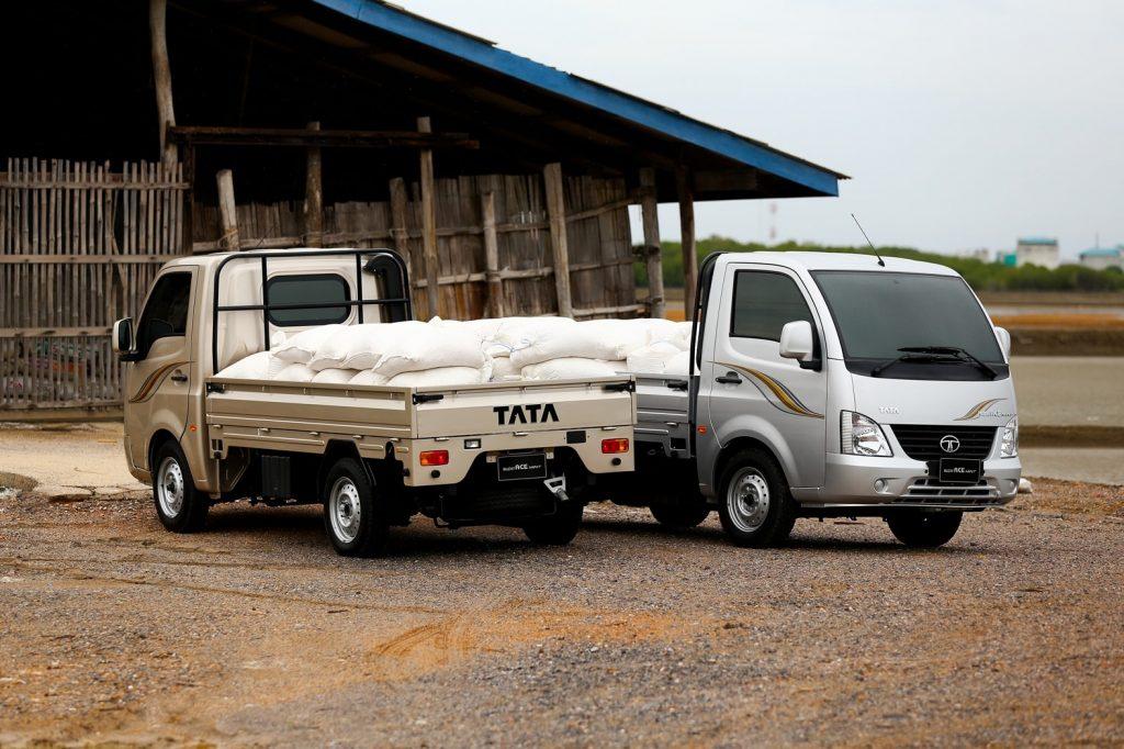 TATA จัดทดสอบรถบรรทุกเล็ก ทาทา ซูเปอร์เอซ มินท์-07