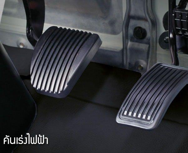 HINO 500 Dominator รถบรรทุกสไตล์สปอร์ต