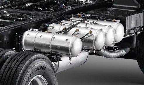 ระบบป้องกันก่อนเกิดอุบัติเหตุ รถบรรทุก isuzu king of trucks