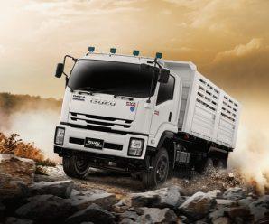 ใหม่! รถบรรทุก Isuzu King of Trucks เจ้าแห่งรถบรรทุกเมืองไทย