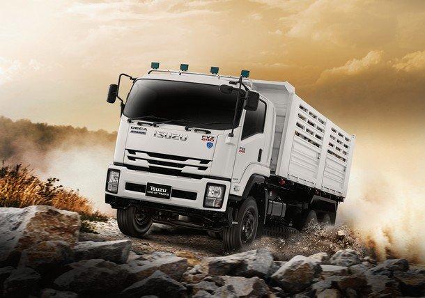 รถบรรทุก isuzu king of truck_2017