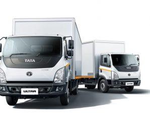 รถบรรทุก TATA Ultra 1014 รถเพื่อการพาณิชย์ใหม่