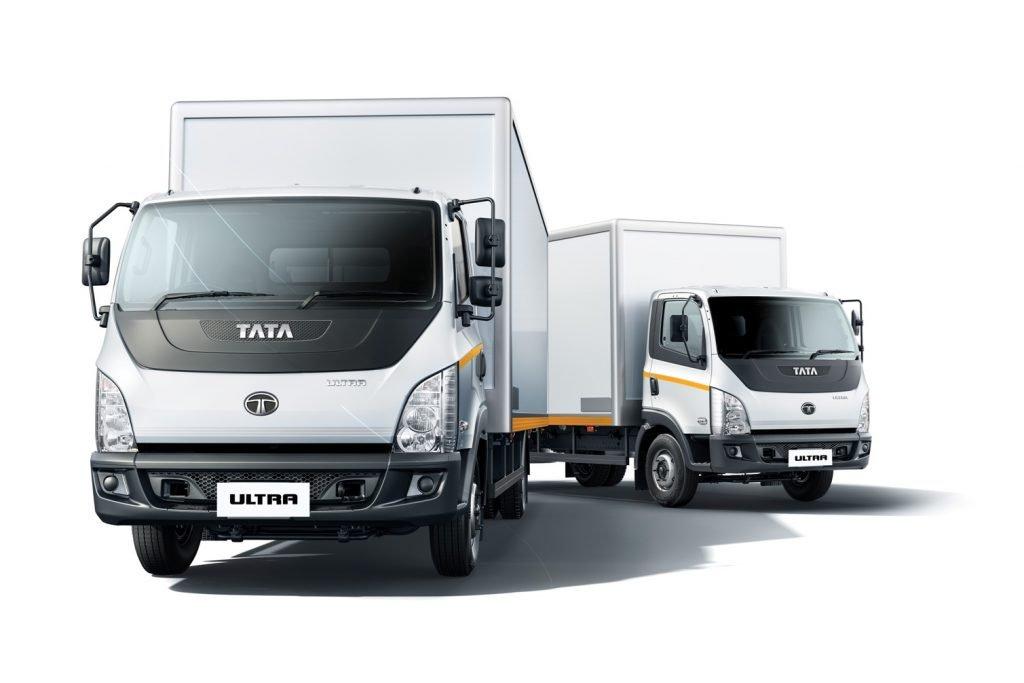 รถบรรทุก TATA Ultra 1014