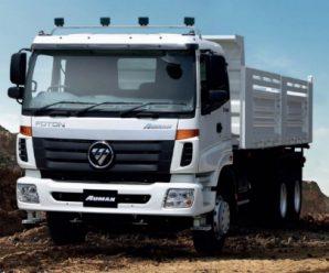 รีวิว รถบรรทุกหัวลากน้ำมัน TRACTOR TRUCK CNG/ FOTON 380 แรงม้า