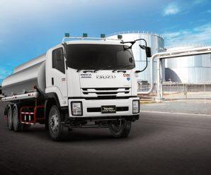 รีวิว รถบรรทุกน้ำมัน Isuzu FVM 240 ABS / IESC