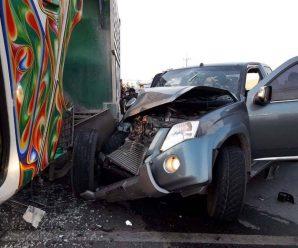 วันนี้ (15 เมษายน 2561) เวลา 17.24 ได้เกิดอุบัติเหตุหมู่