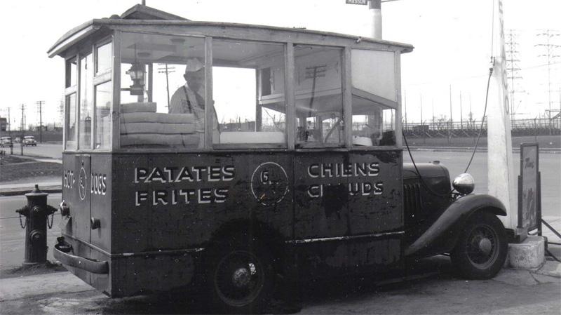 ประวัติฟู้ดทรัค Food Truck