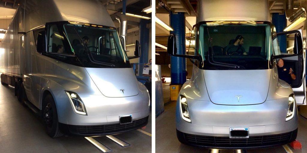 Update การทดสอบ รถบรรทุกไฟฟ้าเทสล่า Tesla Semi