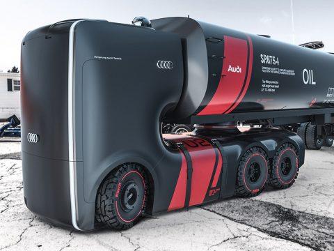 รถบรรทุกไฟฟ้าแห่งอนาคต