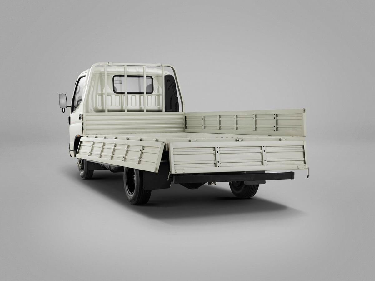 รถบรรทุกโฟตอน Foton Aumark C 5