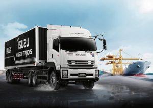 รถบรรทุก Isuzu GXZ King of Truck 2018