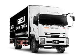 รถบรรทุก izuzu6 ล้อใหญ่ FTR 240