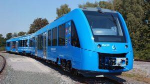 รถไฟฟ้าไฮโดรเจน เยอรมัน