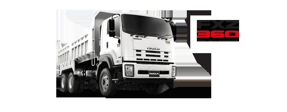รีวิวเปิดตัวรถบรรทุก Isuzu FXZ King of Truck 2018