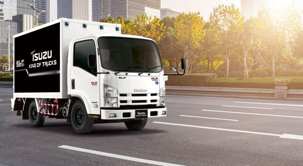 รีวิวเปิดตัวรถบรรทุก Isuzu King of Truck 2018 NLM