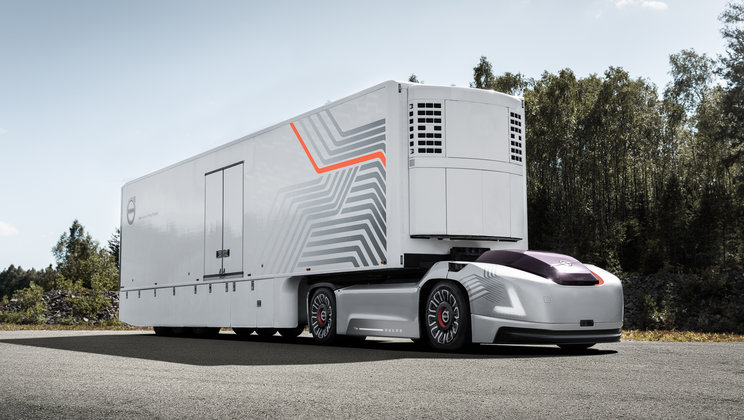 รถบรรทุก Volvo Trucks – VERA Model