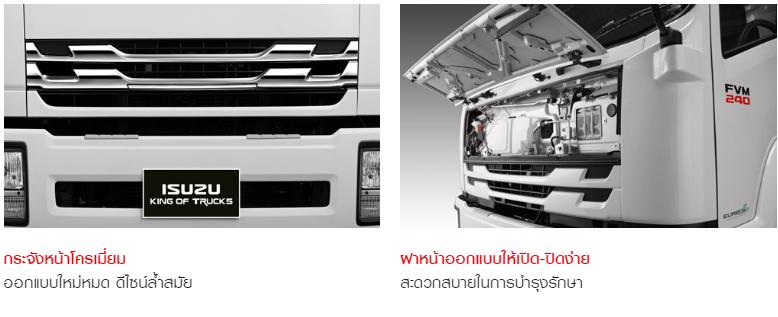 หัวเก๋ใหม่ isuzzu king of truck