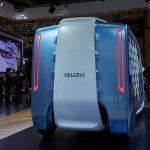 รถบรรทุกต้นแบบ SUZU รุ่น ISUZU FD-SI CONCEPT