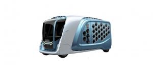 รถบรรทุกต้นแบบค่าย ISUZU รุ่น ISUZU FD-SI Concept